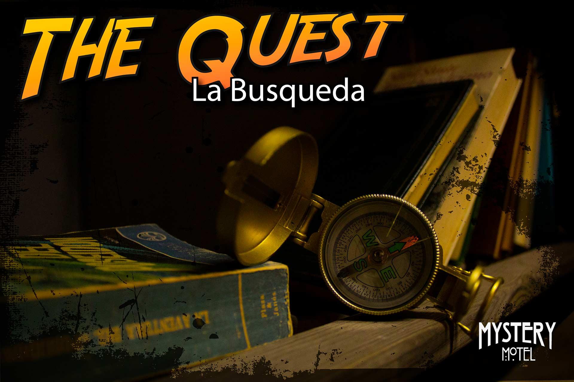 The-Quest-juego-escape